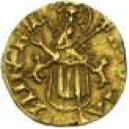 Gold Florin front